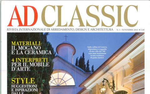 AD CLASSIC - Italy November 2013