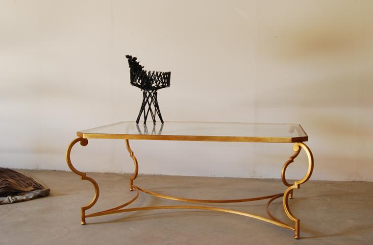 Stunning tavolino in ferro battuto gallery - Tavolo ferro battuto e vetro ...